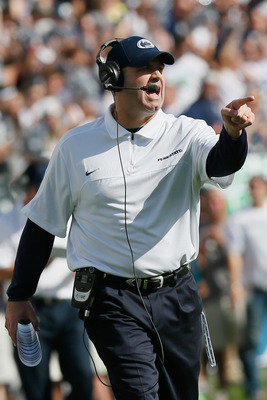 Head Coach Bill O'Brien shocked the nation when he led a decimated and sanctioned Penn State program to an eight-win season in 2012.