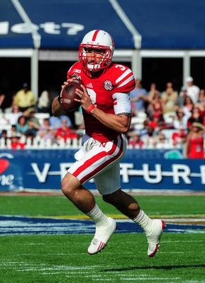 Taylor Martinez will be a Heisman contender during his senior campaign in 2013.