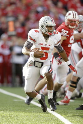 Braxton Miller leads a Buckeye squad with National Championship appearance expectations.
