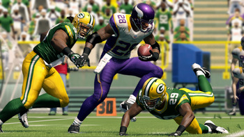 image from Madden 25 and EA Sports