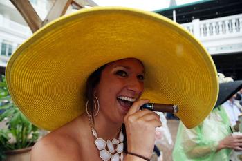 Best & Worst Kentucky Derby Hats from Saturday