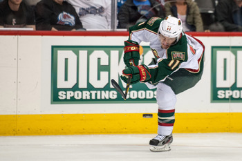 Parise needs to step up for the Wild.
