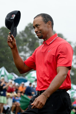 Tiger Woods has three wins in 2013