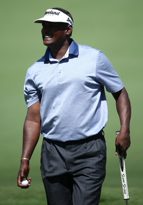 Vijay Singh will be in the field