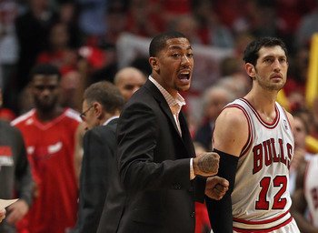 It's clear that Derrick Rose is out, but what about Kirk Hinrich?
