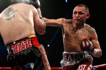 Mike Alvarado will get the fight.