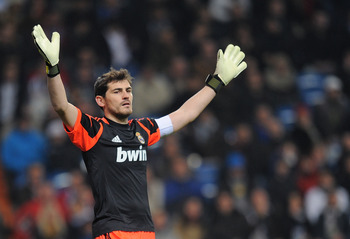 Iker Casillas has garnered a lot of respect over his career.