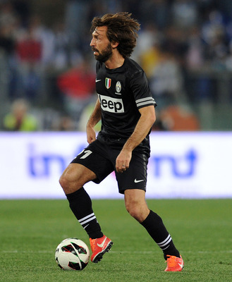 Andrea Pirlo is one of the most respected Italian footballers.