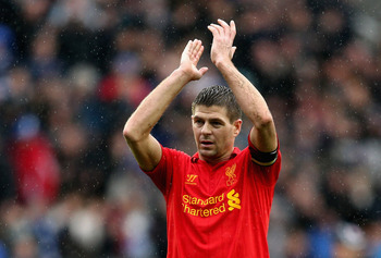 Steven Gerrard has earned the respect of rival team fans.