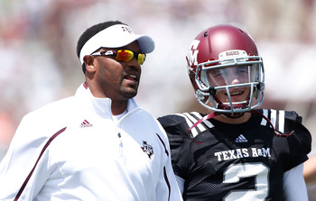 Kevin Sumlin and Johnny Manziel will have another strong showing in the Aggies' second SEC season.