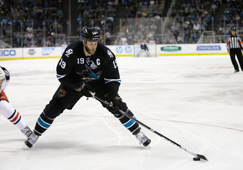 Marleau is one of the Sharks' top power-play players.
