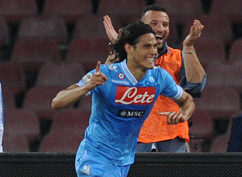 Cavani: Man on fire
