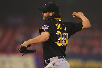 Grilli has been a monster closer for the Pirates.