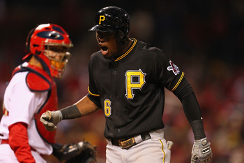 Marte is currently in beast mode for the Buccos.