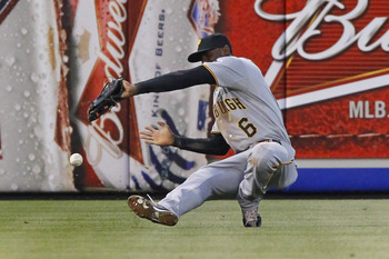 Seriously, Marte has been a godsend for the Pirates this season.