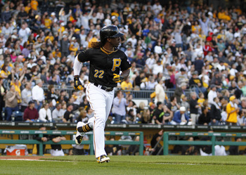 The Buccos' star is playing alright, but he can do better.