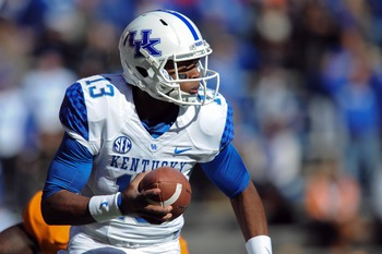 Kentucky QB Jalen Whitlow