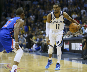 Slowing down Mike Conley will be key for Oklahoma City.