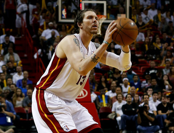 Miami Heat's Mike Miller
