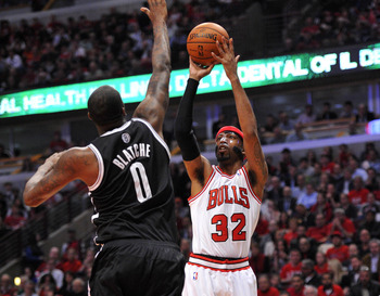 Chicago Bulls' Richard Hamilton