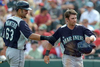 At some point Seattle has to figure out what to do at second base with Dustin Ackley.
