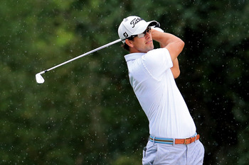 Still basking in the glow of his Masters title, Adam Scott is the man to beat at The Players Championship.