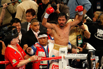 Pacquiao will silence his critics with a convincing win against Rios.