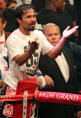It's back to the drawing board for Pacquiao if he loses to Rios.