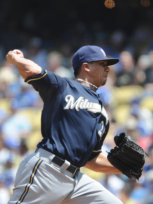 The Brewers got a reliable pitcher when they signed Lohse.