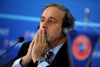 UEFA president Michel Platini (Getty Images)