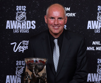 Armstrong won GM of the Year in 2012.