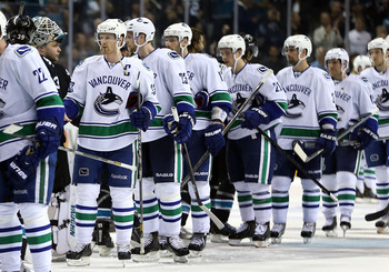 Big changes may await the Vancouver Canucks this summer.