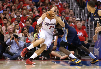 Blake Griffin and Zach Randolph play a physical style.