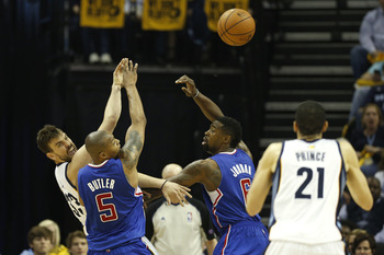 What happened to the Clippers' defense in the postseason?
