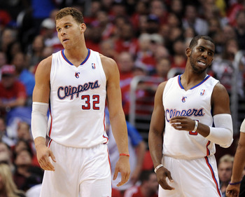 The Clippers' postseason performance was a letdown after their regular-season success.