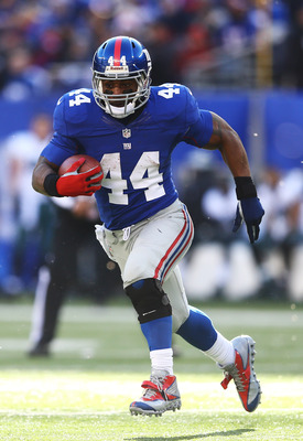 Ahmad Bradshaw is still up for grabs to boost a team's backfield.