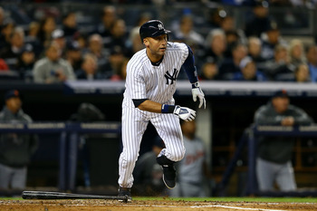 Derek Jeter's status as a beloved Yankee icon started the day Houston passed on him in the draft.
