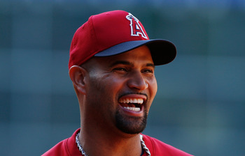 While not the monster he used to be, Albert Pujols was one of the great steals in draft history.