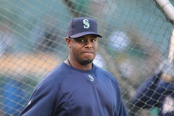 Doesn't it seem like Ken Griffey, Jr. has been gone longer than just three years?