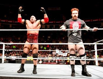 Ryback and Sheamus (Courtesy of WWE.com)