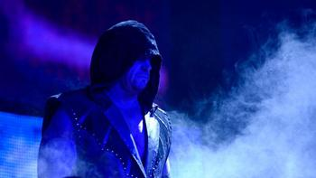 Undertaker (Courtesy of WWE.com)