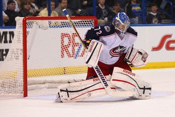 Bobrovsky had an amazing season for Columbus.
