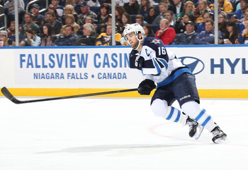 Ladd had an amazing season for Winnipeg.
