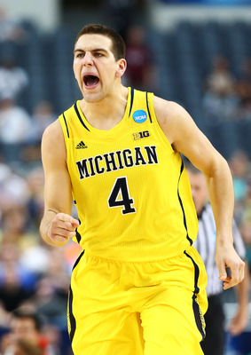 Mitch McGary may be sliding over to the 4, which means he has some adjustments to make during the offseason.