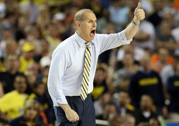 What other teams will be on Michigan's final schedule?