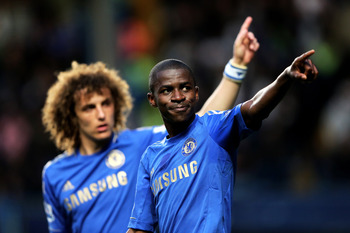 Benfica boys: Former players Ramires and David Luiz will be hoping to impress against their previous employers