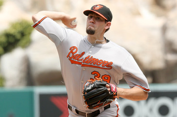 Orioles starters Jason Hammel, Miguel Gonzalez and Chris Tillman have combined to allow a .366 average to opposing hitters in the sixth inning.