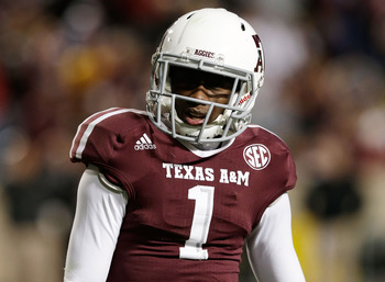 Texas A&M CB De'Vante Harris