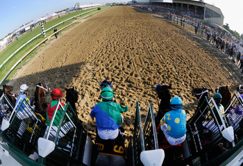 The Pimlico racing surface will not hurt Orb's chances in the Preakness