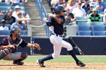 Mason Williams could be the next great Yankee homegrown center fielder.